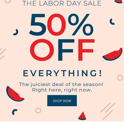 Fabletics Labor Day Sale: Get 50% Off Sitewide! LAST DAY!
