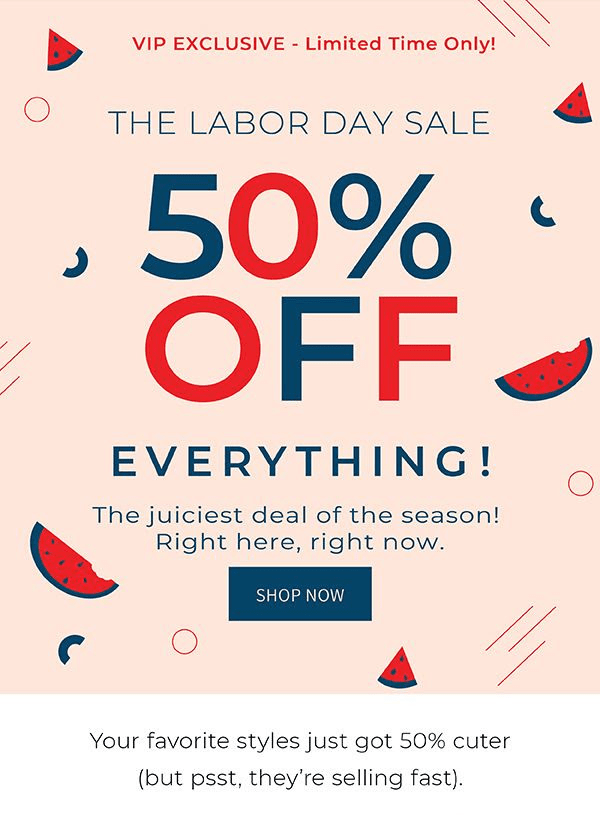 Fabletics Labor Day Sale: Get 50% Off Sitewide!
