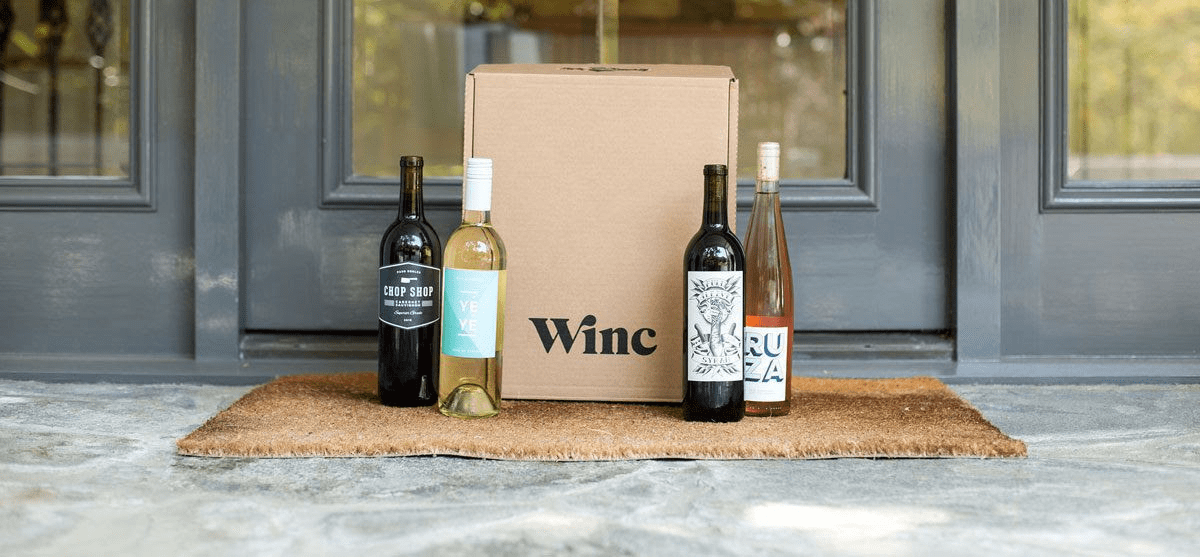 Winc Sale: Get 4 Bottles for $40!