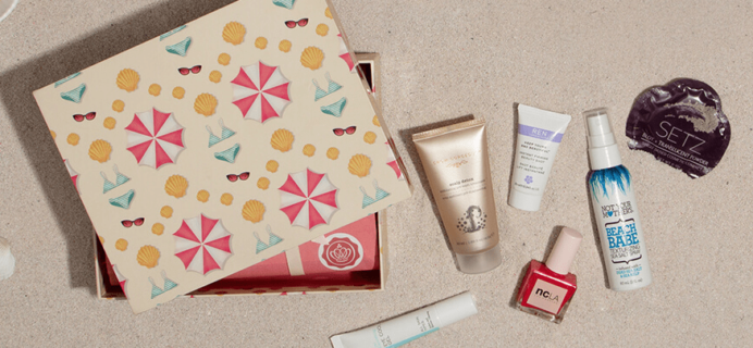 GlossyBox Coupons: FREE Full-Size Sunday Riley Serum or Bonus Box With Prepaid Subscriptions!