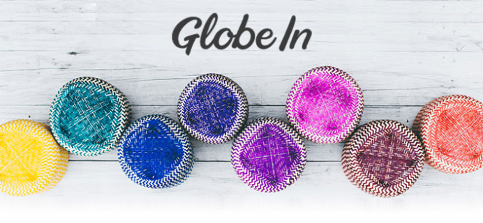 GlobeIn Artisan Gift Box Labor Day Sale: Get $15 Off Your First Box! LAST DAY!