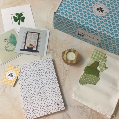 Sealed with Irish Love Box August 2018 Subscription Box Review + Coupon