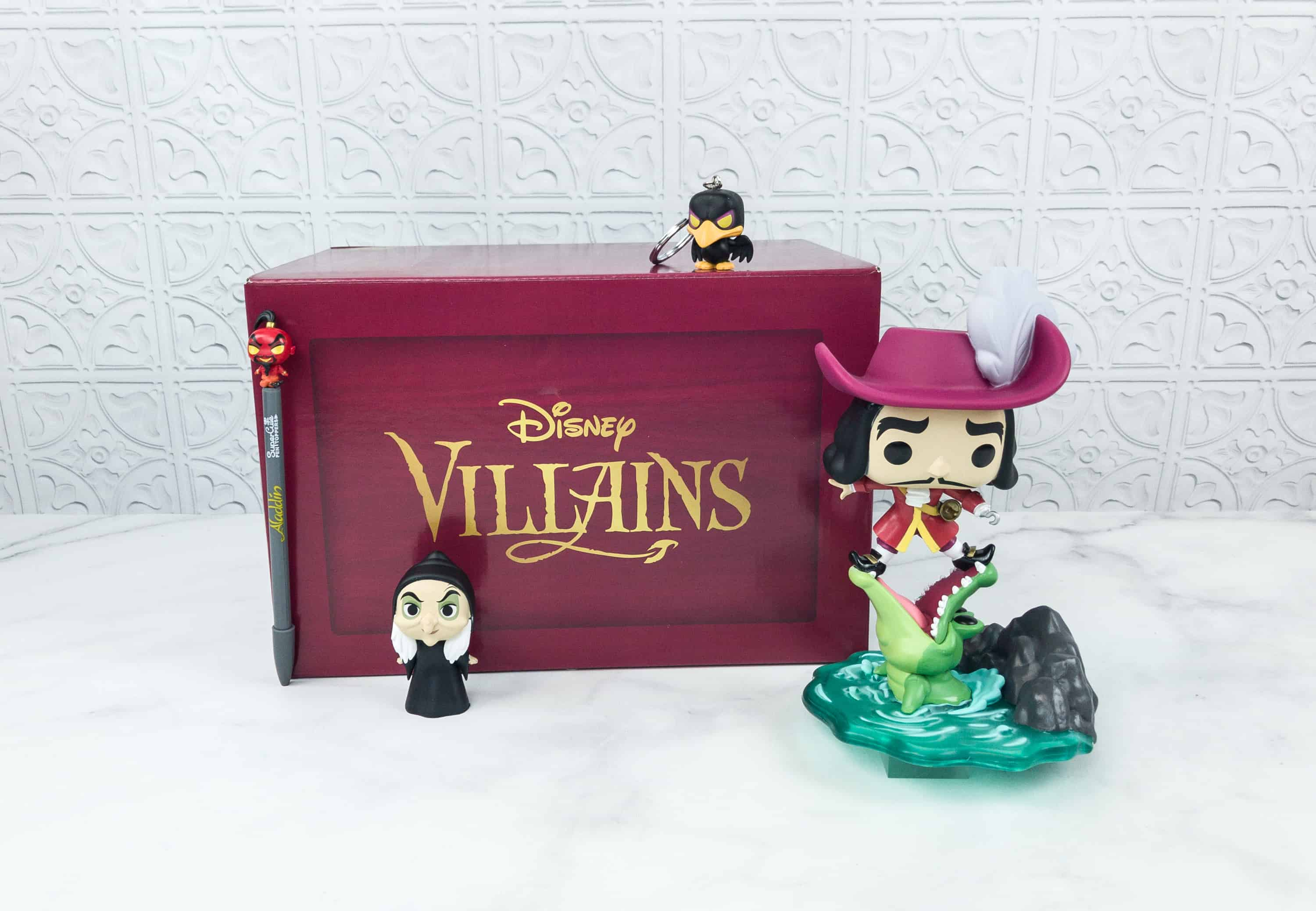 Disney Treasures August 2018 Subscription Box Review