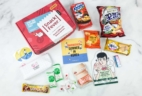 August 2018 Snack Fever Subscription Box Review + Coupon – Original Box