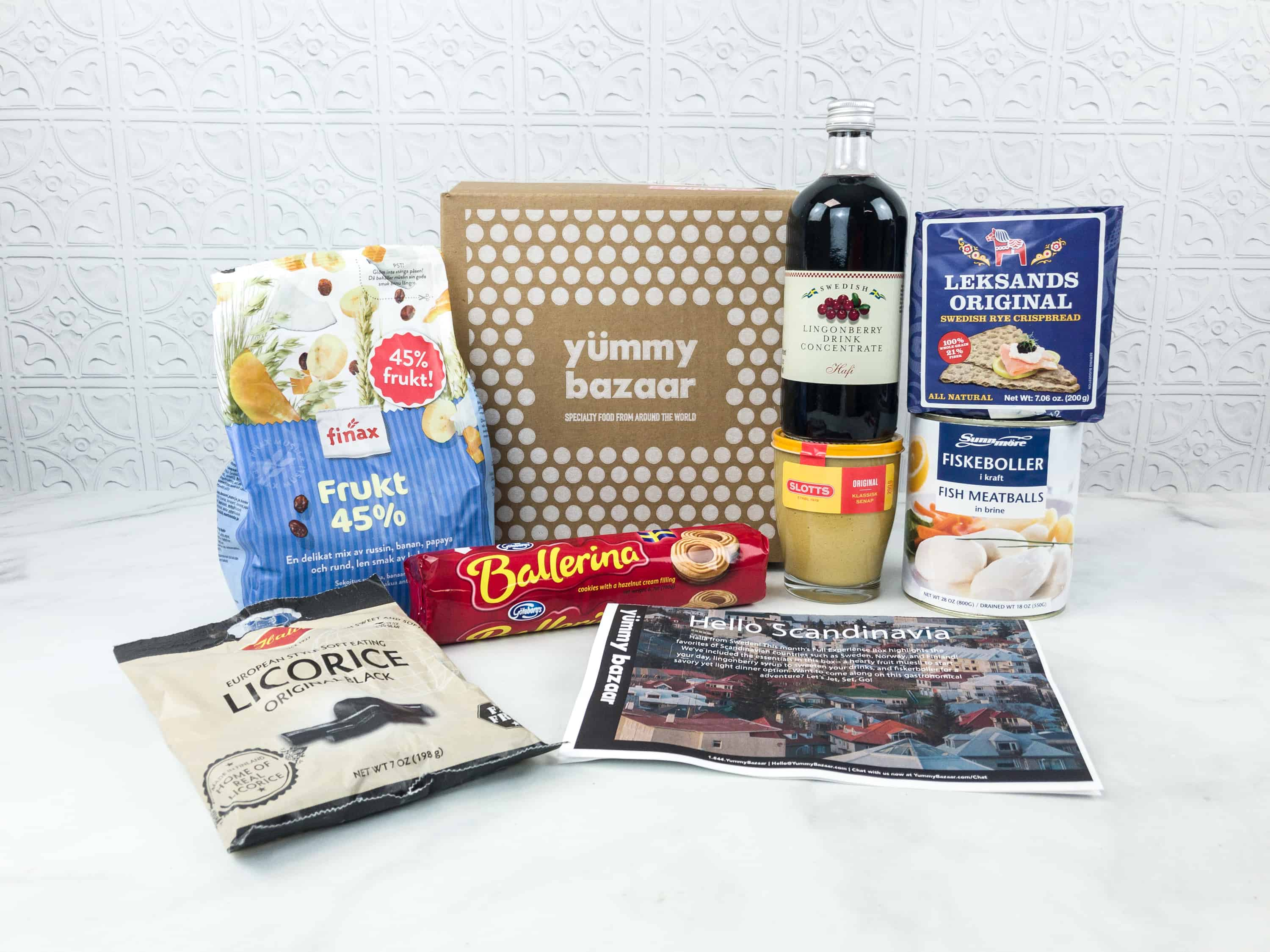 LAST DAY – Yummy Bazaar Black Friday Deal: FREE Box With Gift Subscriptions!