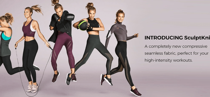 September 2018 Fabletics Selection Time + New Member Offer!