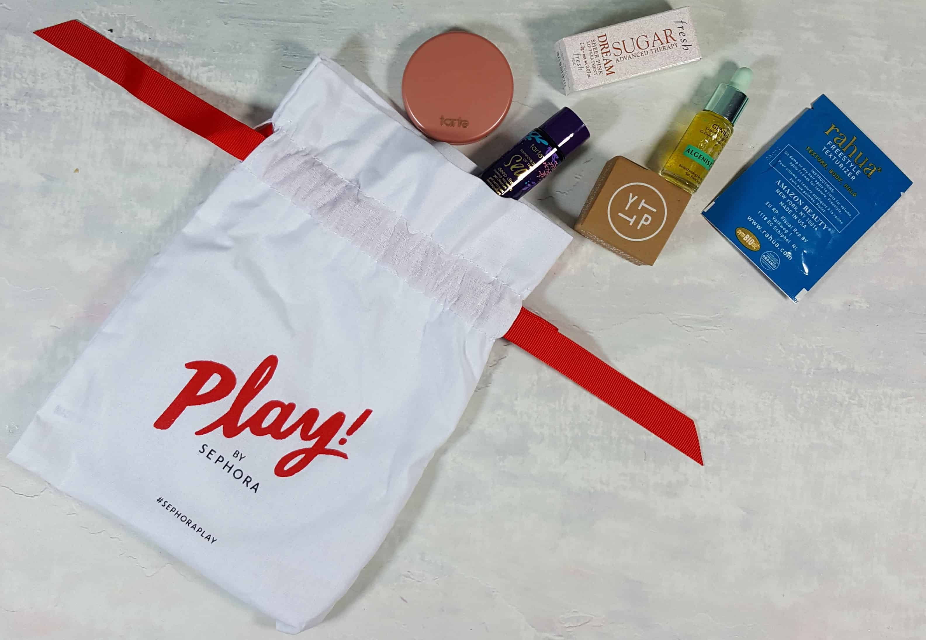 PLAY! by Sephora Subscription Box Review – July 2018