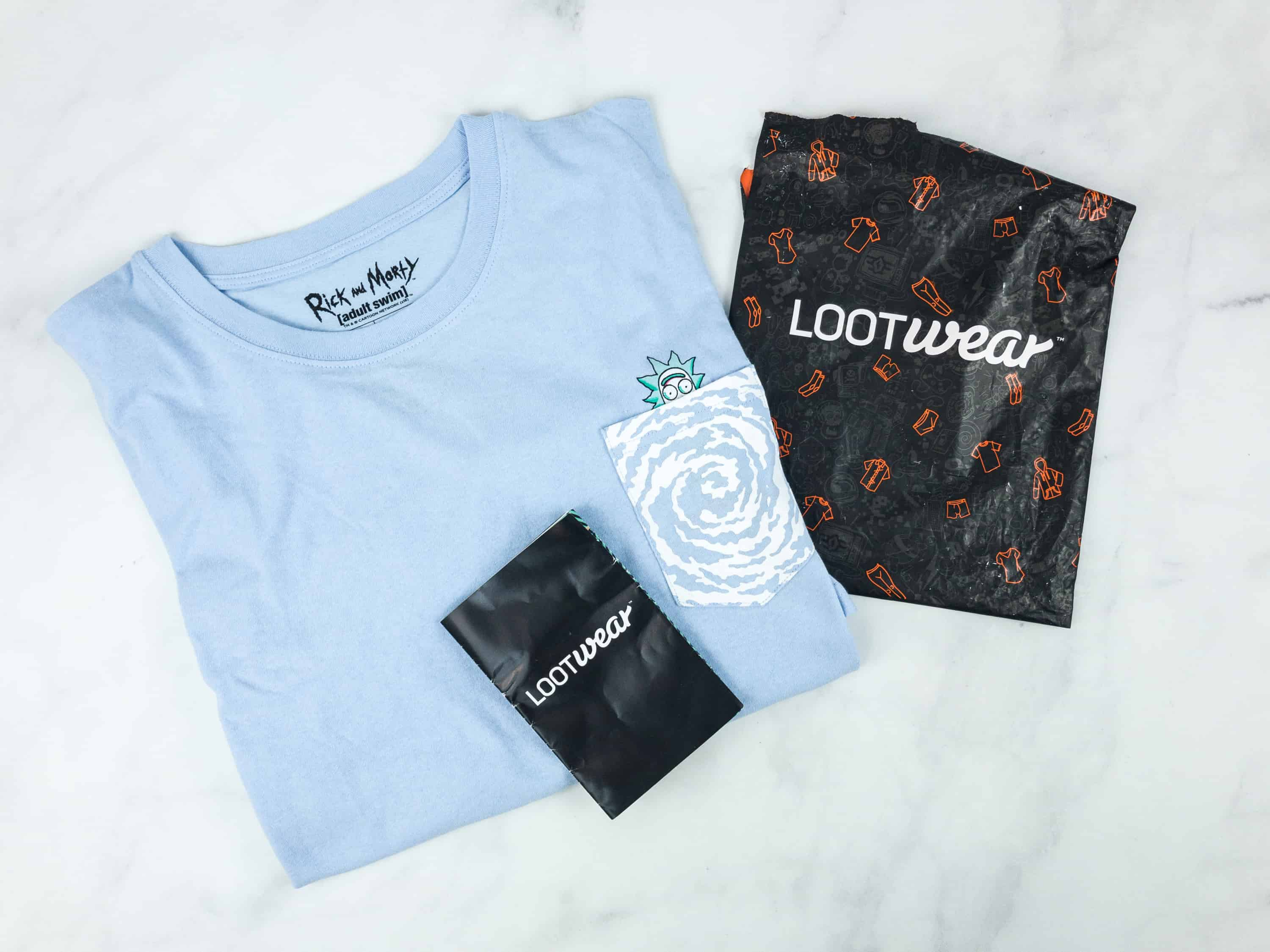 Loot Wearables Subscription by Loot Crate August 2018 Review & Coupon