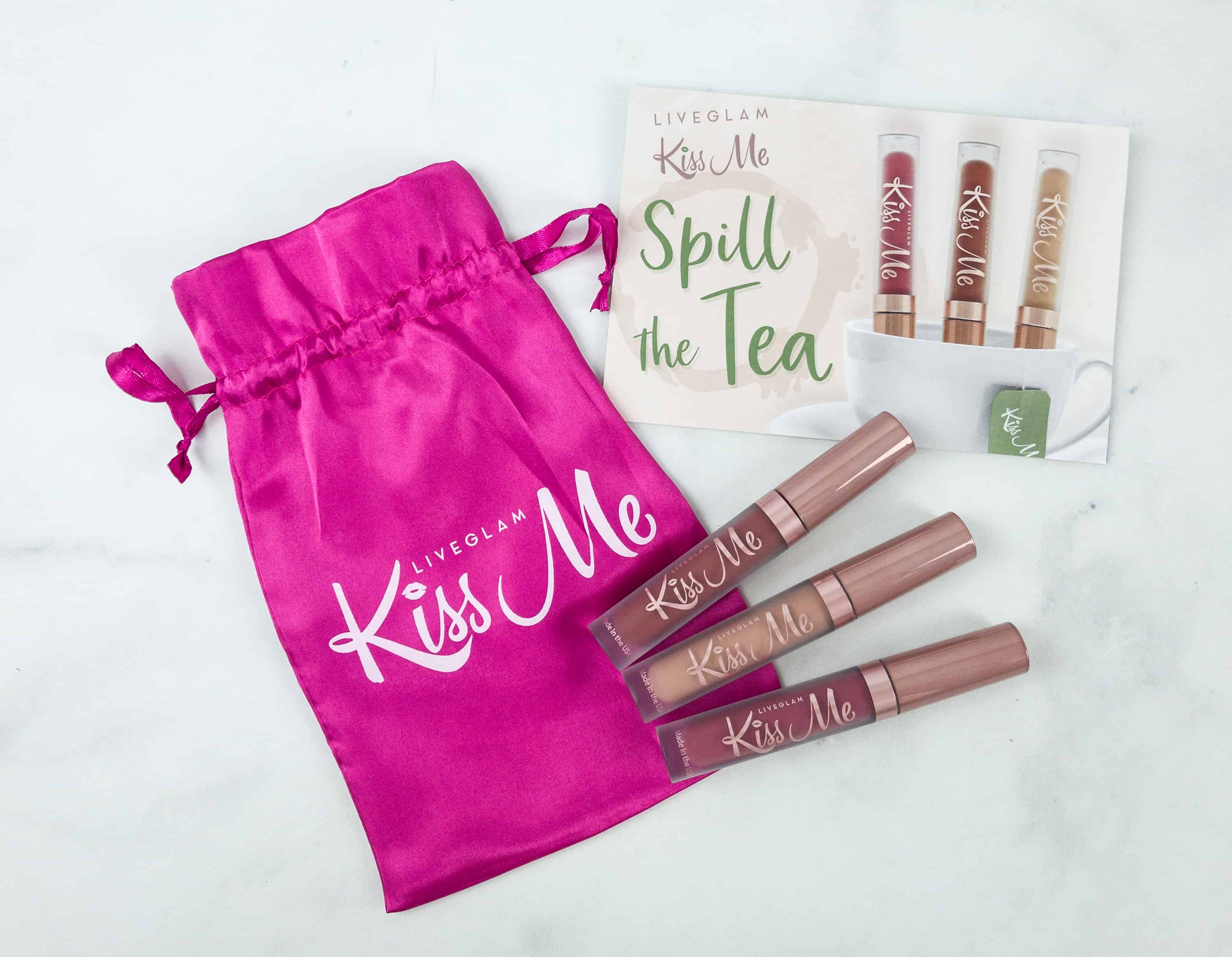 KissMe Lipstick Club September 2018 Subscription Box Review + FREE Lipstick Coupon!