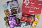 Love With Food Gluten-Free August 2018 Subscription Box Review + Coupon