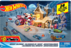 2018 Hot Wheels Advent Calendars Available Now!