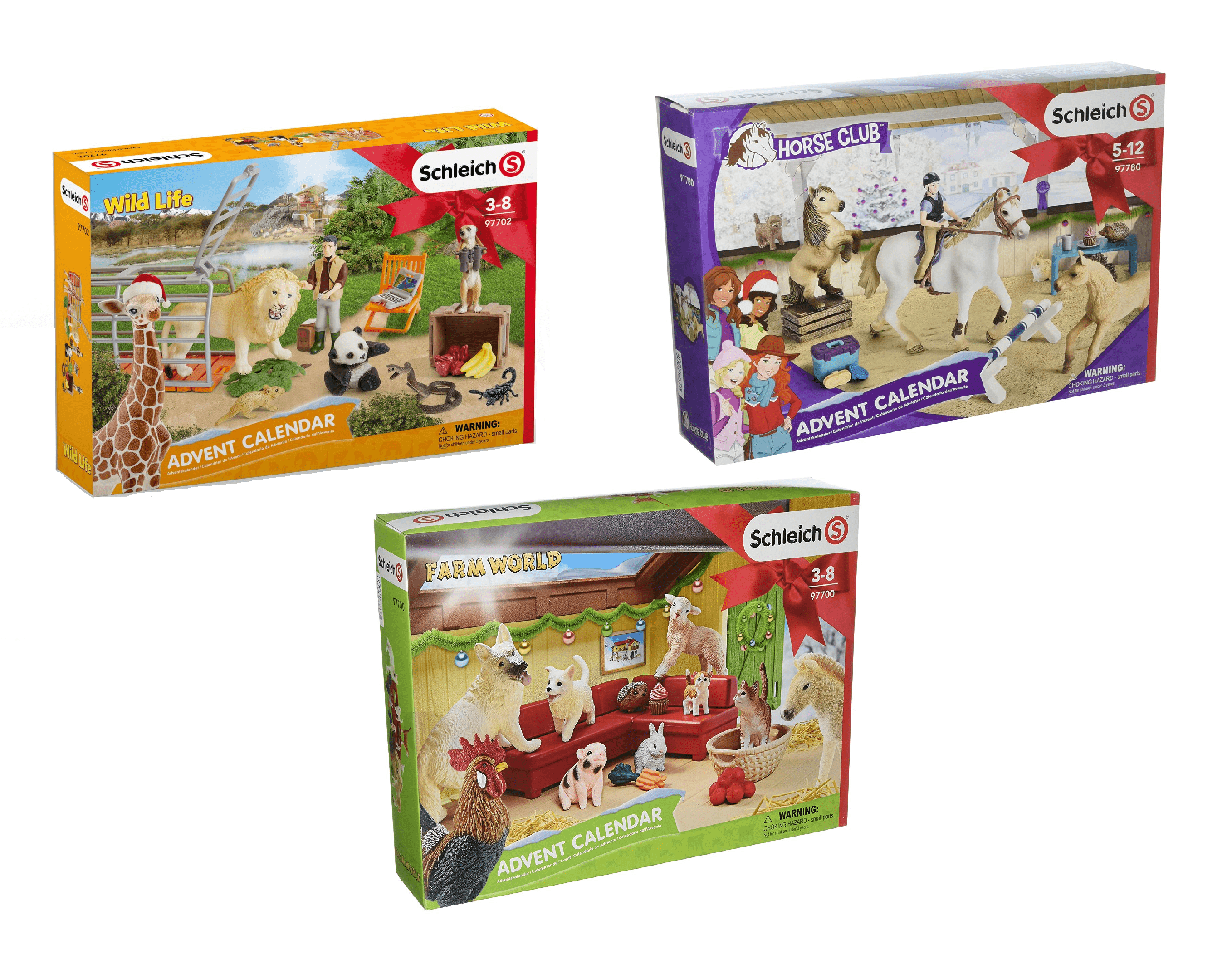 Schleich Advent Calendars 2018 Available Now!