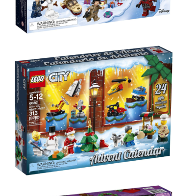 Lego 2018 Advent Calendars Available Now! Star Wars, Friends, City Town!