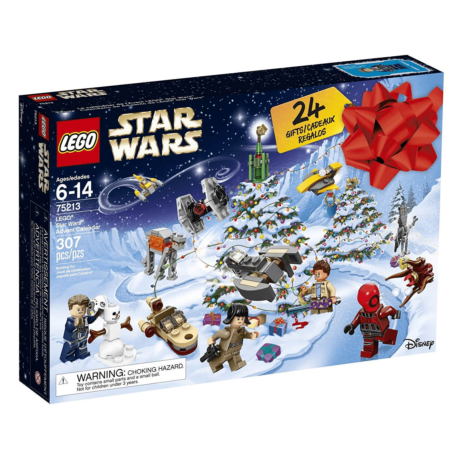 Star Wars Lego 2018 Advent Calendar Available Now!