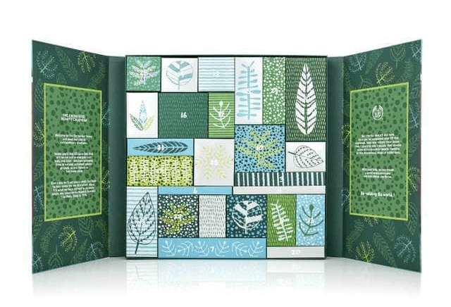 the 2018 body shop us beauty advent calendars available. Black Bedroom Furniture Sets. Home Design Ideas