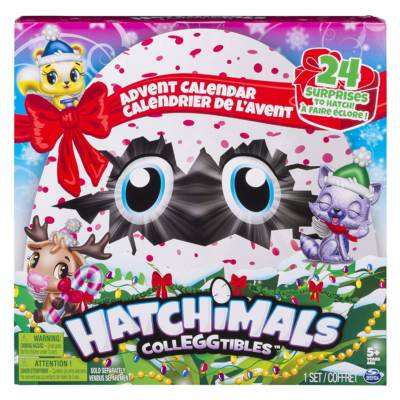 Hatchimals Colleggtibles Advent Calendar $11.69 TODAY ONLY!