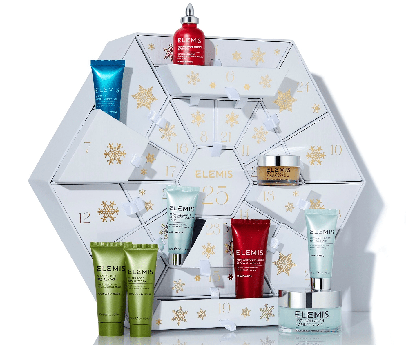 ELEMIS Advent Calendar 2018 Available Now + Full Spoilers!