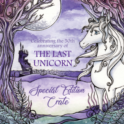 Unicorn Crate Special Edition Crate Available for Pre-order + Spoilers! {Sold Out}