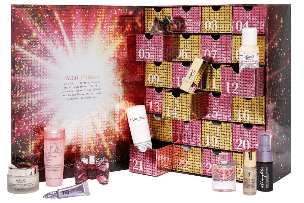 Calendrier L Oreal.Selfridges L Oreal Advent Calendar 2018 Coming Soon Hello