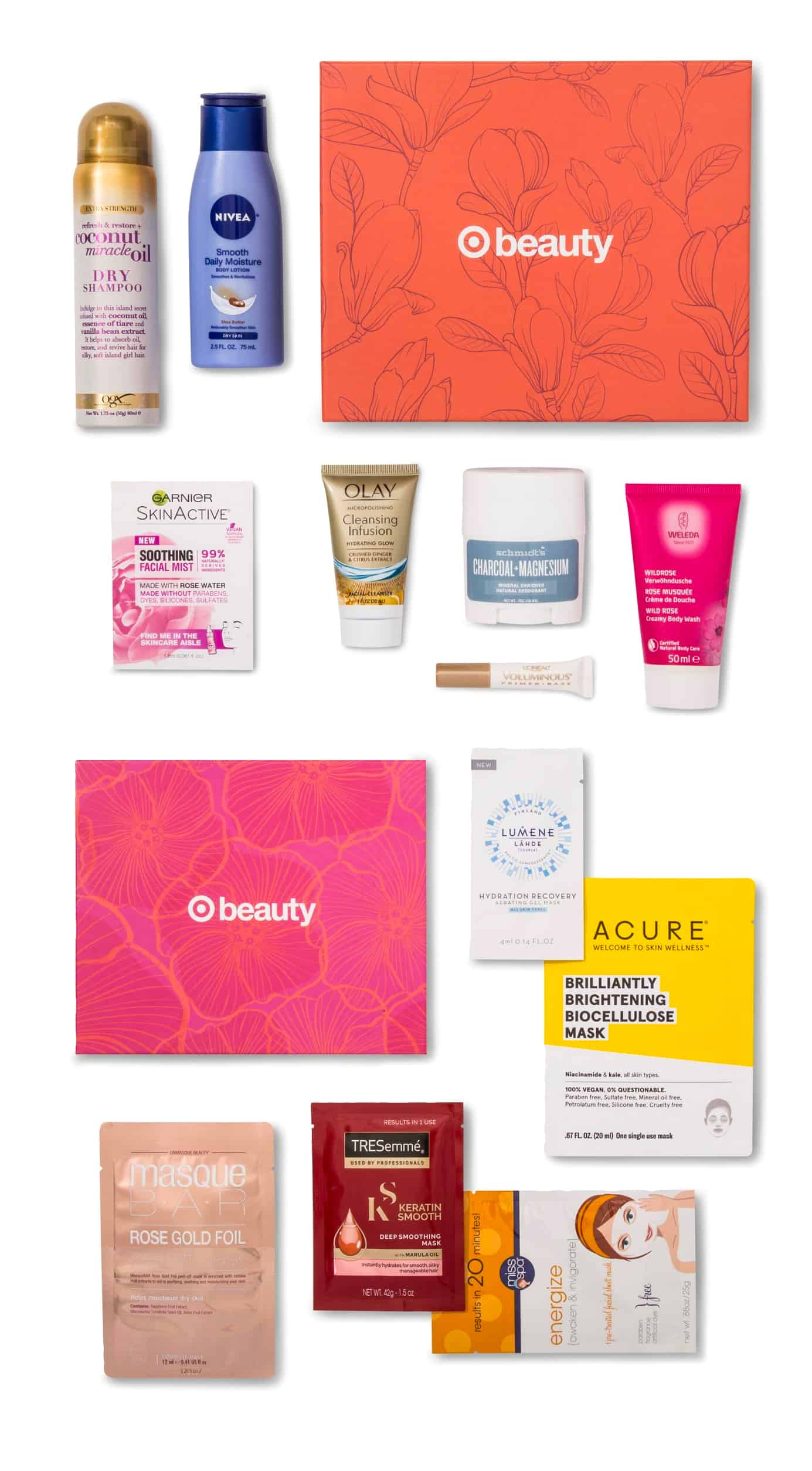 September 2018 Target Beauty Boxes Available Now!