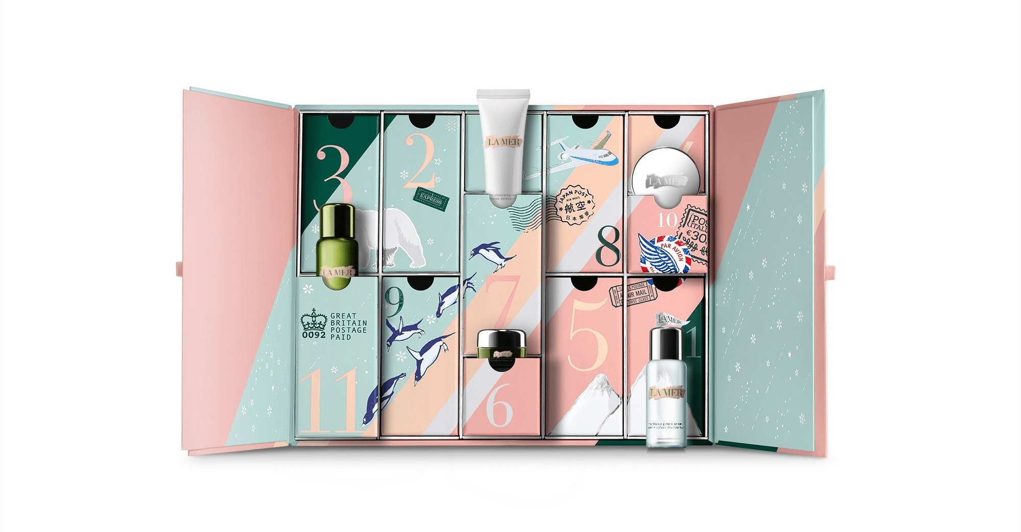 la mer advent calendar 2018 available now full spoilers