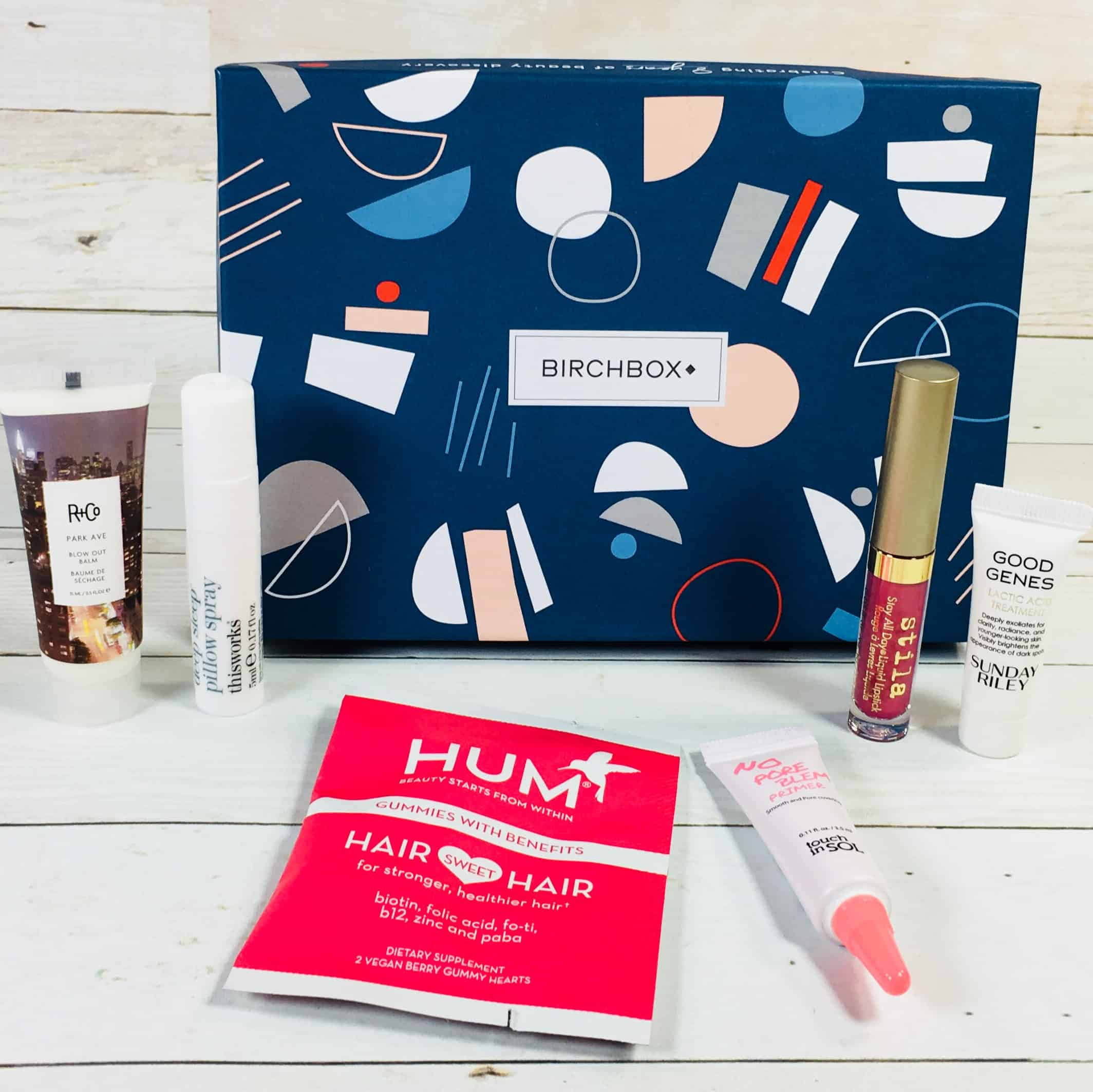 Birchbox September 2018 Curated Box Review + Coupon!
