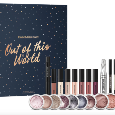 bareMinerals 2018 Beauty Advent Calendar Coming Soon!