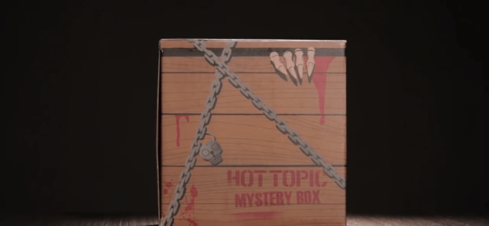 Hot Topic Funko Horror September 2018 Mystery Box Available Now + Full Spoilers!
