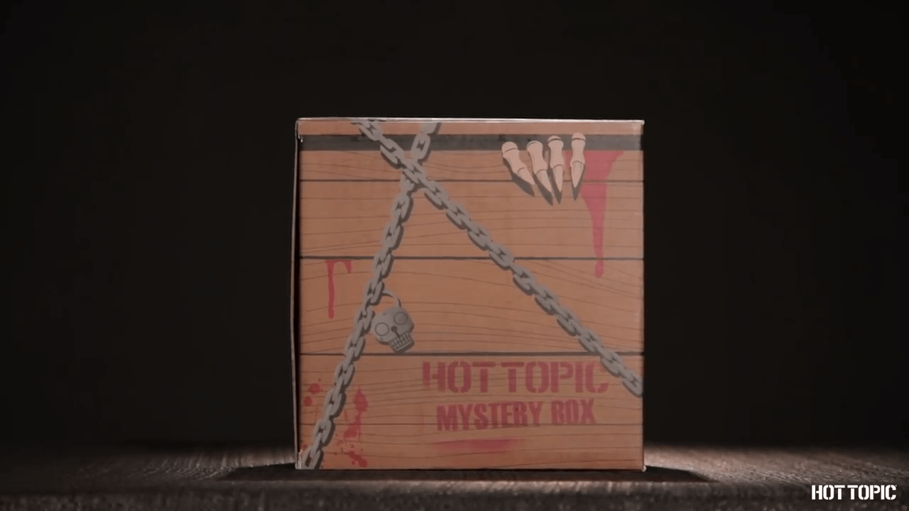 Hot Topic Funko Horror Mystery Box Coming September 2018!