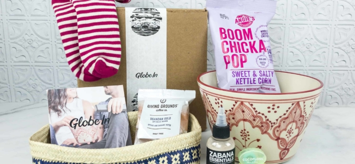 September 2018 GlobeIn Artisan Box Club Review + Coupon