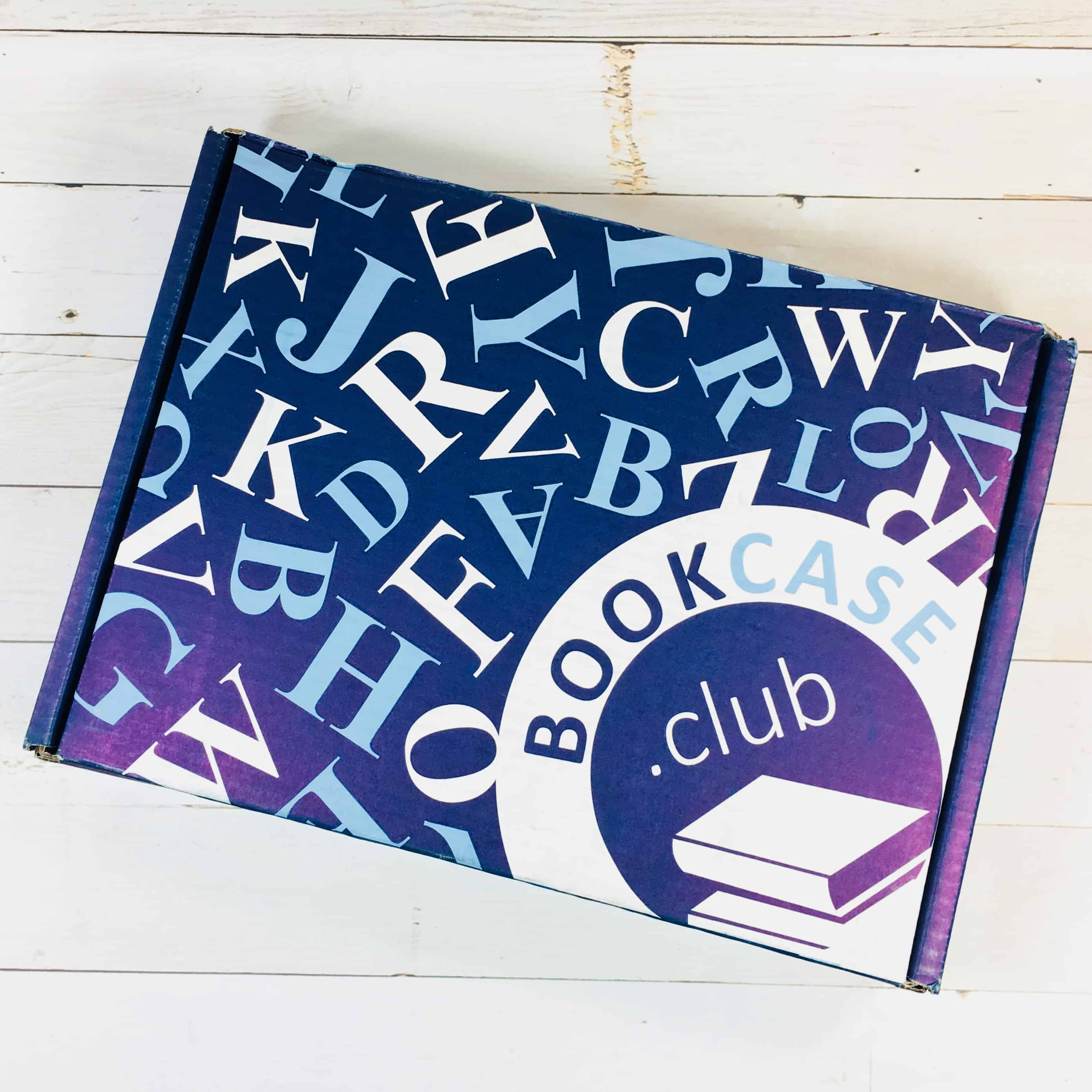 BookCase.Club September 2018 Subscription Box Review + 50% Off Coupon – Booking for Love Case