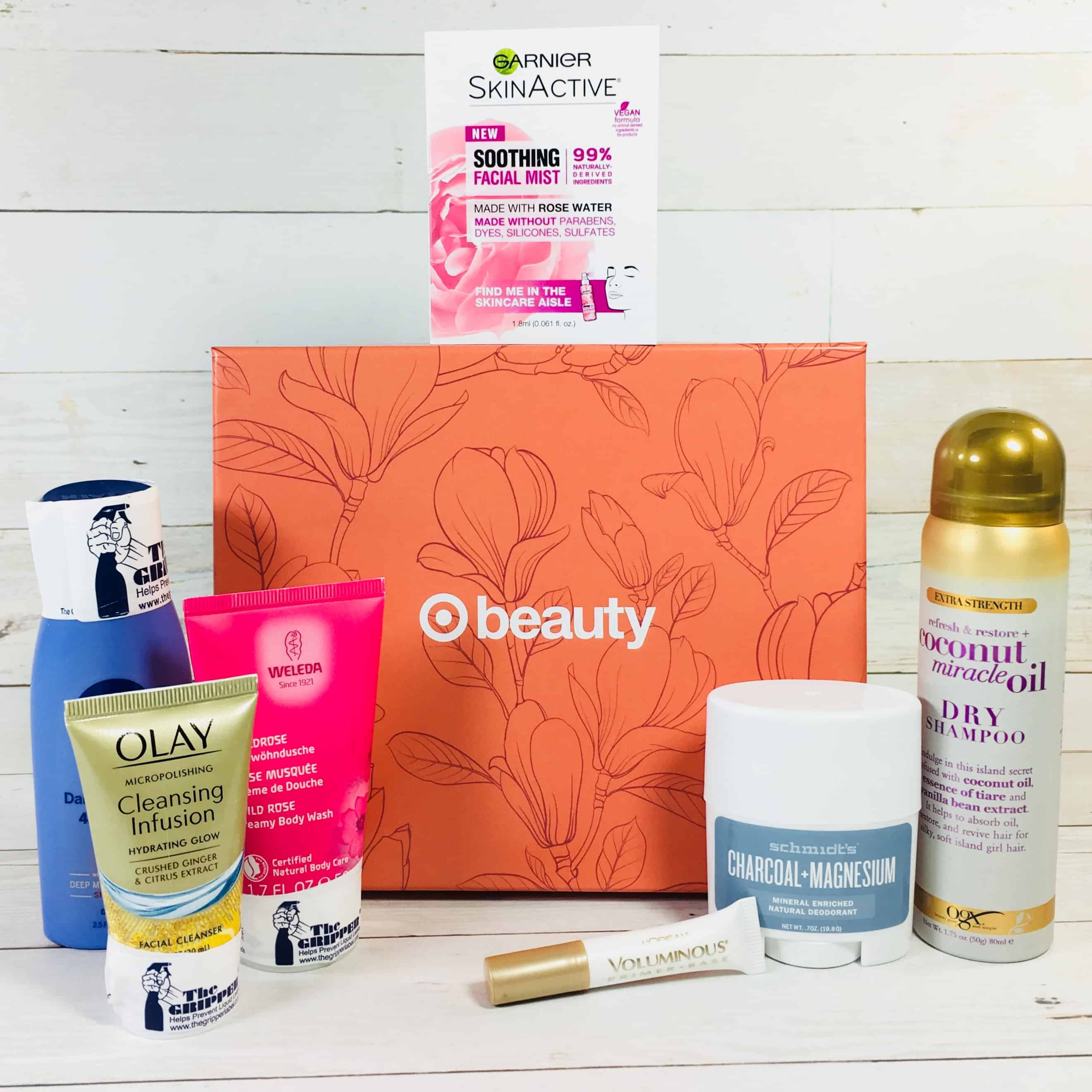 Target Beauty Box Review September 2018 – HELLO BEAUTY REBOOT