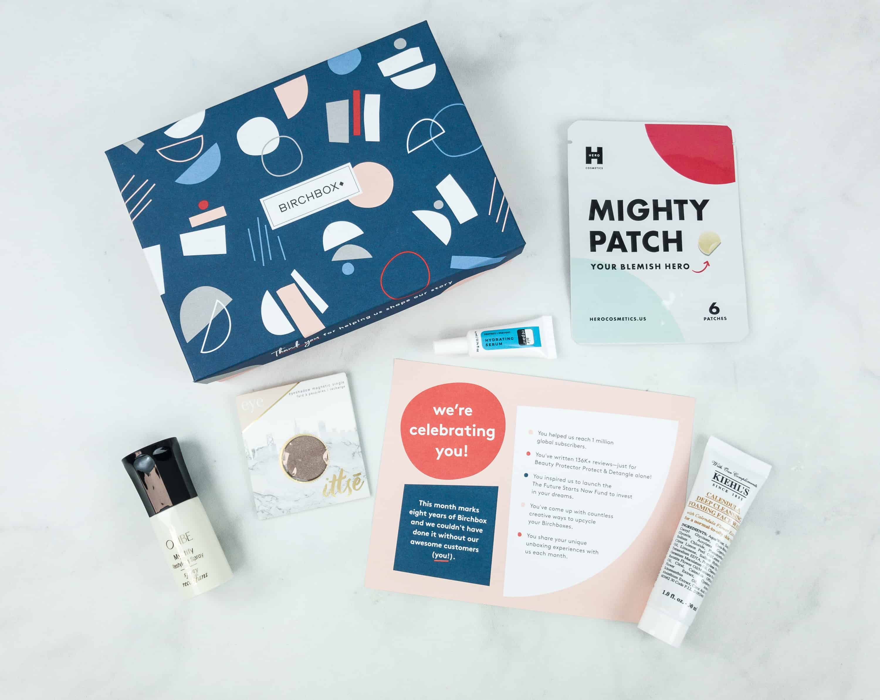 September 2018 Birchbox Subscription Box Review & Coupon