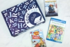 Kids BookCase Club September 2018 Subscription Box Review + 50% Off Coupon!