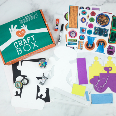 We Craft Box Cyber Monday Coupon: $10 Off!