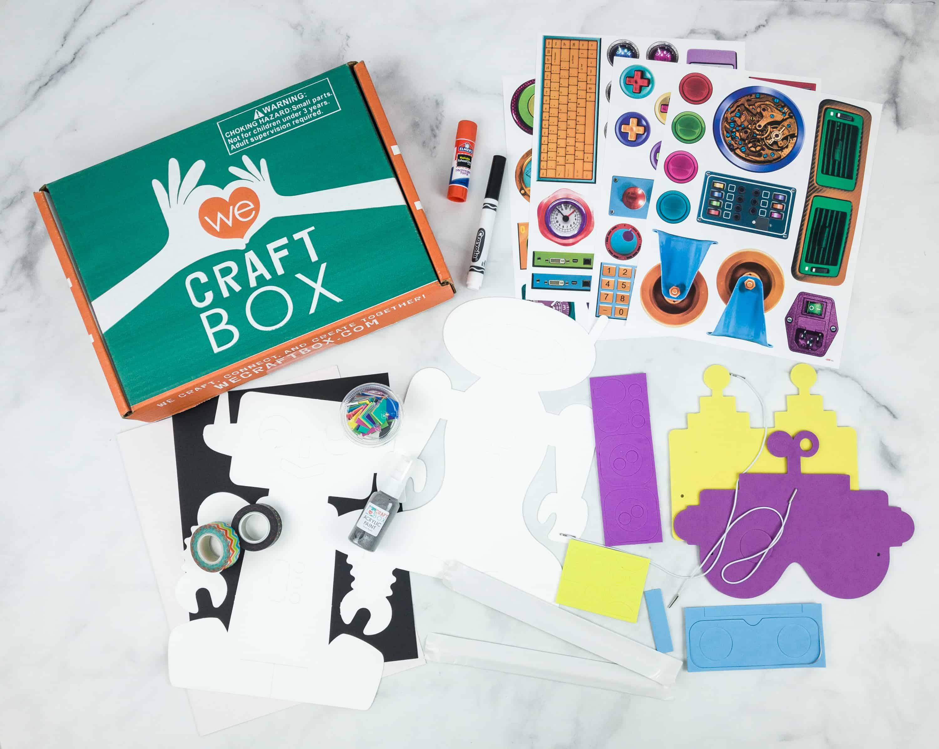 We Craft Box Black Friday Deal: Get $10 off All Orders of We Craft Box