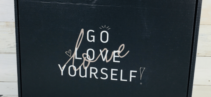 Go Love Yourself August 2019 Full Spoilers + Coupon!