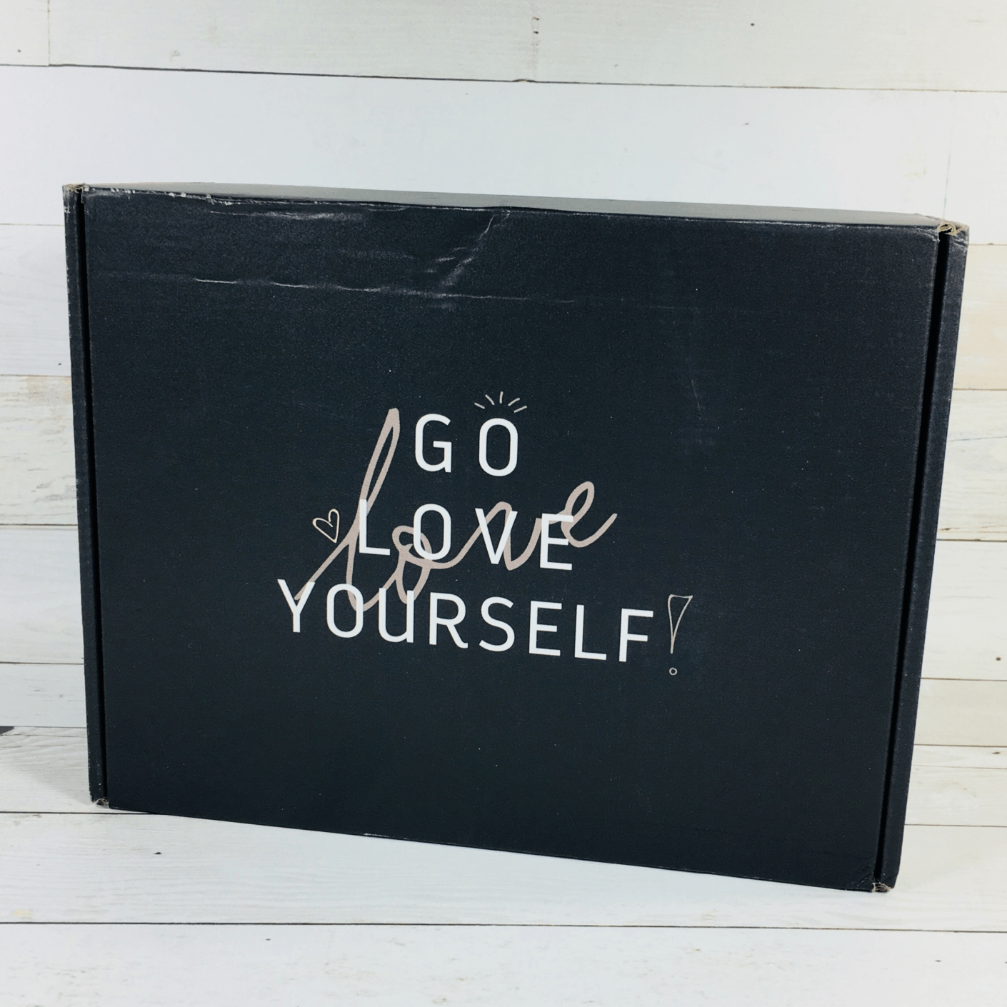 Go Love Yourself October 2018 Full Spoilers + Coupon!