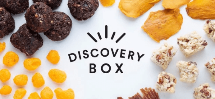 NatureBox Discovery Box Available Now + Full Spoilers + Coupon!
