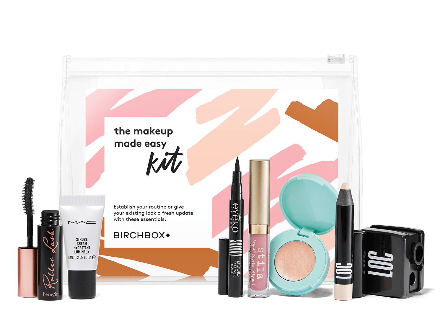 New Birchbox Kit + Free Gift Coupons – The Makeup Made Easy Kit!