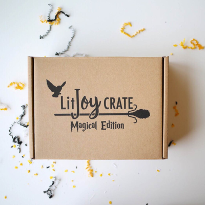 LitJoy Crate Magical Edition Year Seven Part 1 Box Available Now + Spoilers!