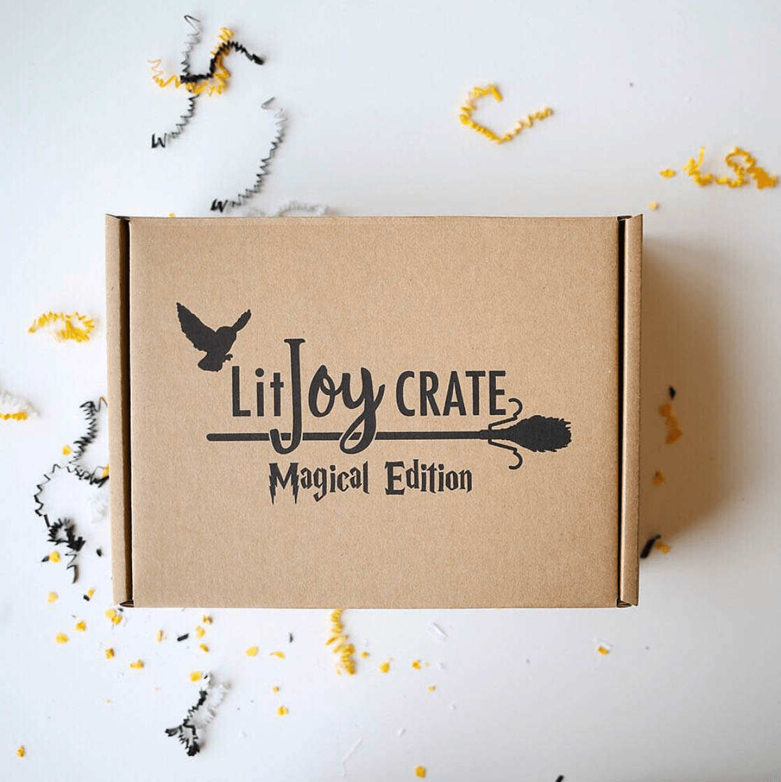 LitJoy Crate Magical Edition Year Five Box Coming Soon + Spoiler!