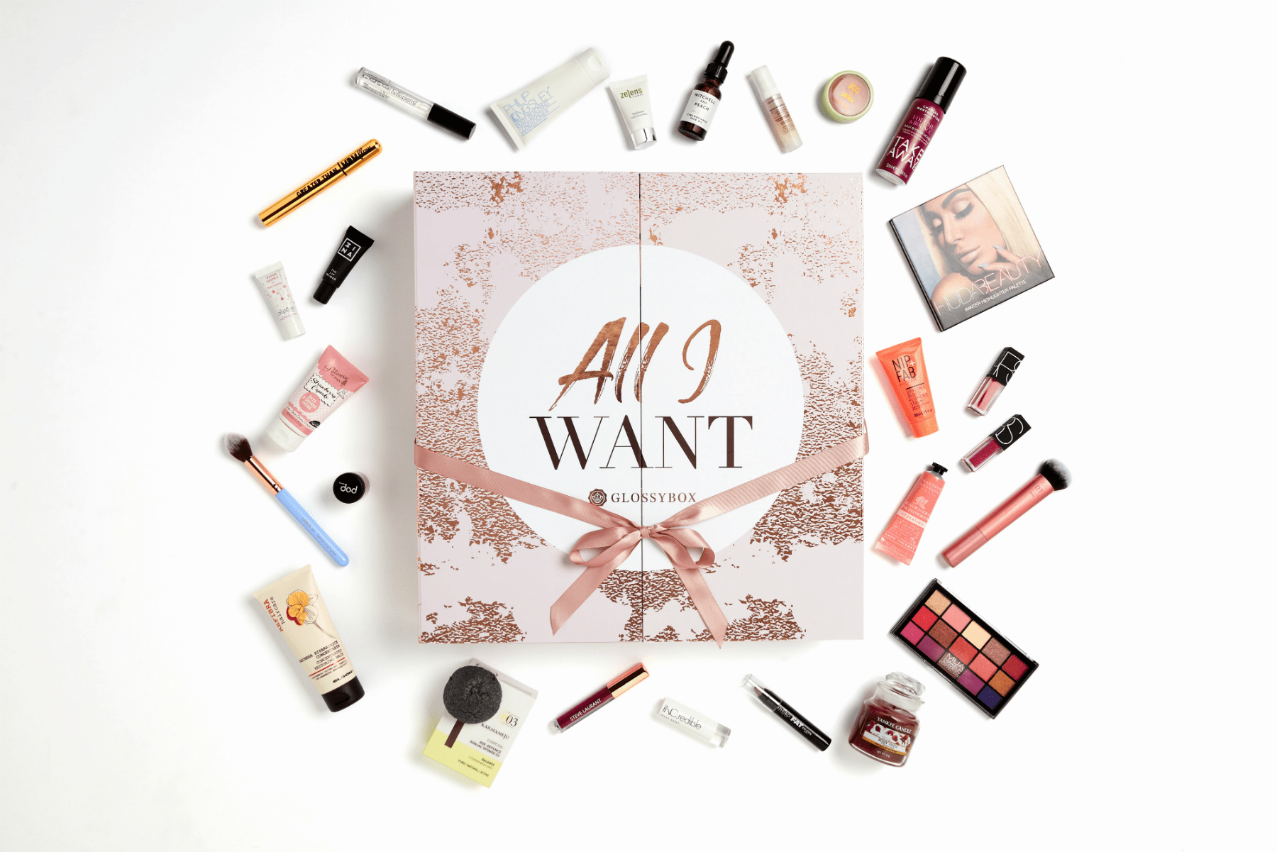 GLOSSYBOX Advent Calendar Coming Soon + Full Spoilers! {UK}