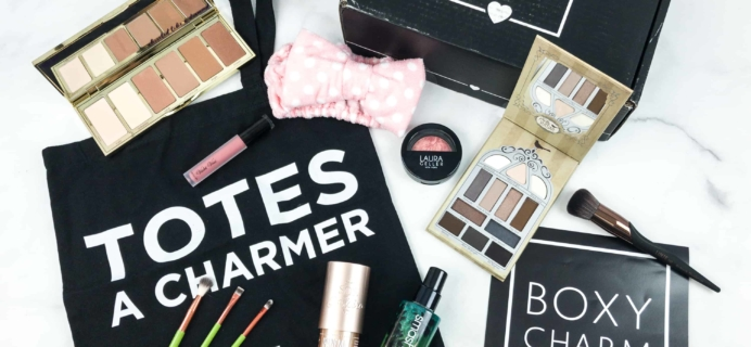 BOXYCHARM September 2018 BoxyLuxe Review