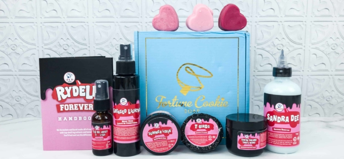 Fortune Cookie Soap FCS of the Month September 2018 Box Review + Coupon!