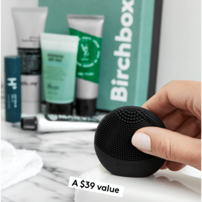 Birchbox Man Coupon: FREE Foreo Luna Play with 6-Month Subscription!