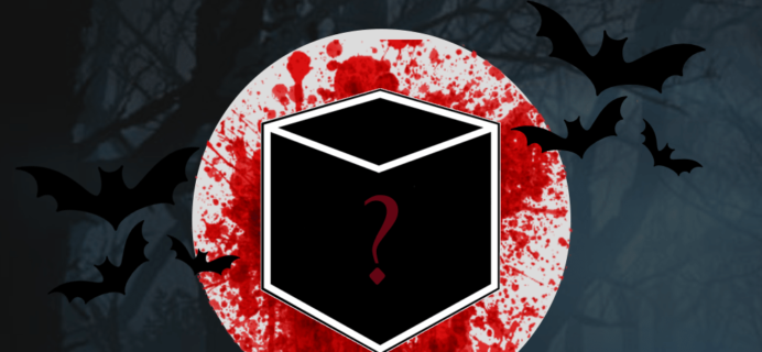 The Nerdy Byrd Halloween Mystery Box Available Now!