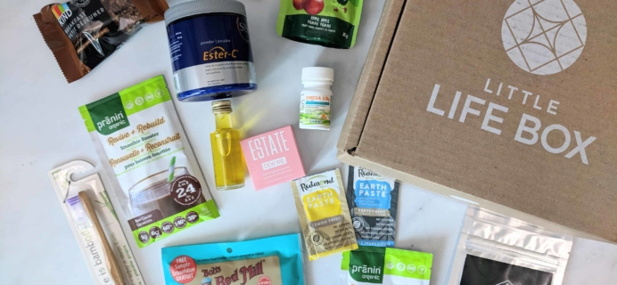 Little Life Box Subscription Box Review + Coupon – September 2018
