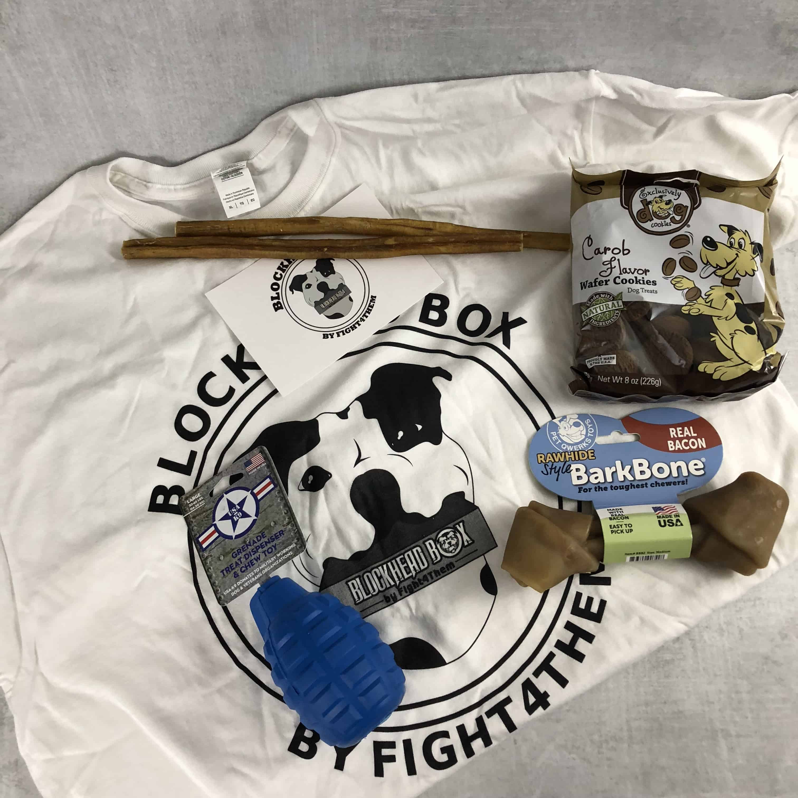Blockhead Box August 2018 Subscription Box Review + Coupon