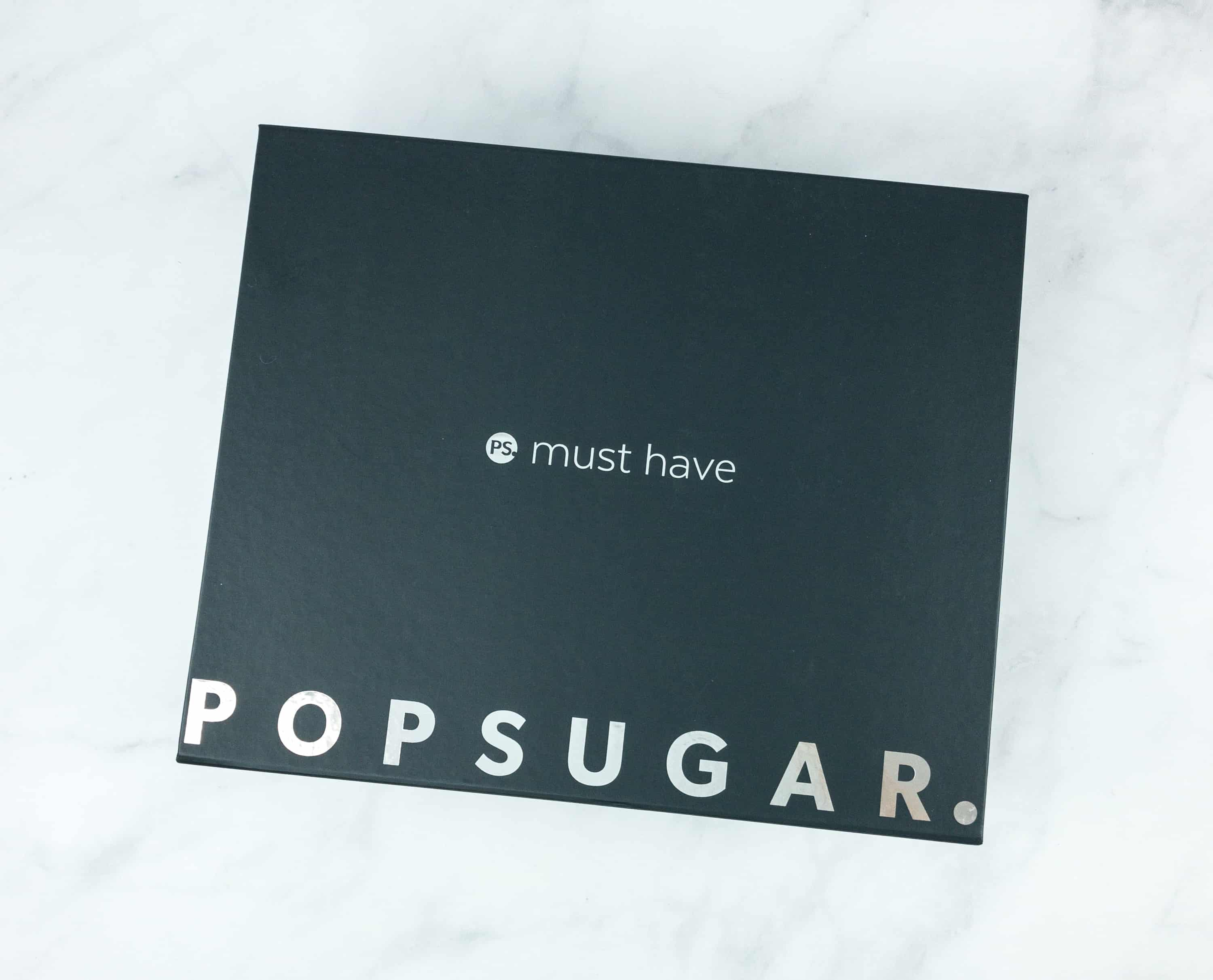 277e2052635b7 POPSUGAR Must Have Box Fall 2018 Review   Coupon - hello subscription